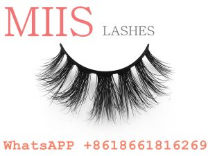 eyelashes 3d mink hair eyelash