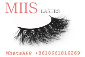 soft false eyelash