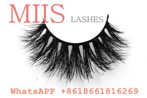 mink lash packaging