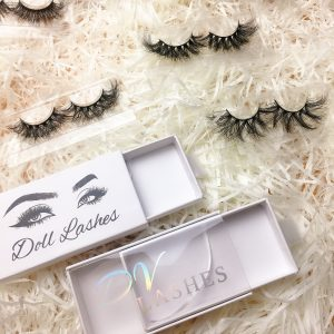 private label lash boxes
